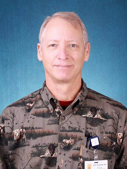 photo of John Y. Sealander MD